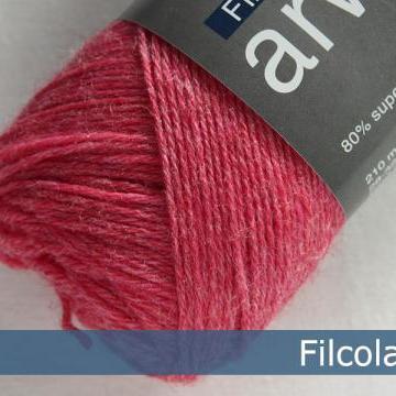 813 Strawberry Pink (melange), Arwetta Classic