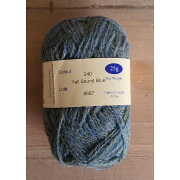 Spindrift: 240 Yell Sound Blue