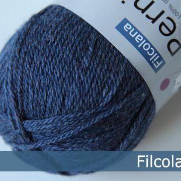 818 Fisherman Blue (melange), Pernilla