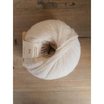 Supersoft 4ply: Winter White