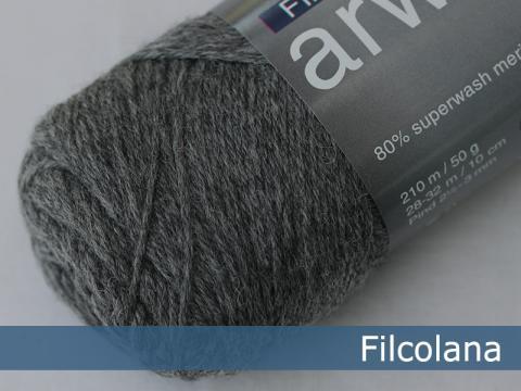 955 Medium Grey (melange), Arwetta Classic