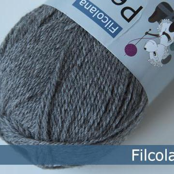 955 Medium Grey (melange), Pernilla