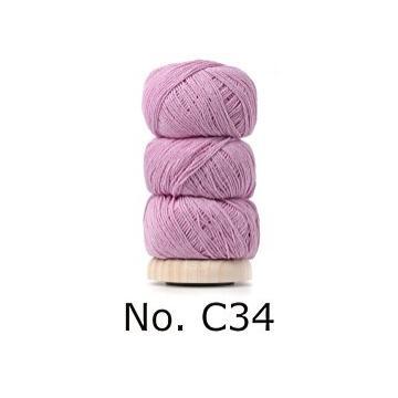 Geilsk Bomuld og Uld: C34 Pink