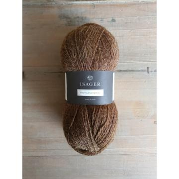 Isager Highland Wool: Clay