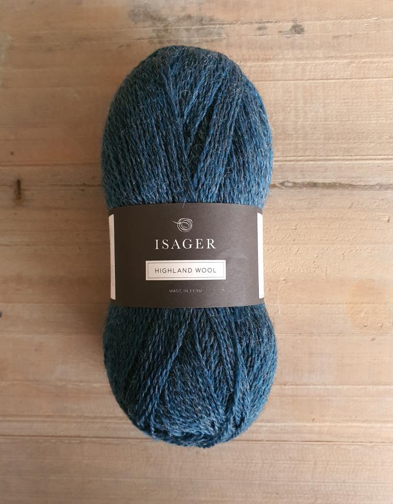 Isager Highland Wool: Greece