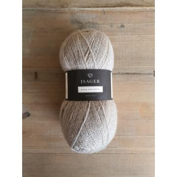Isager Highland Wool: Sand
