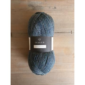 Isager Highland Wool: Ocean