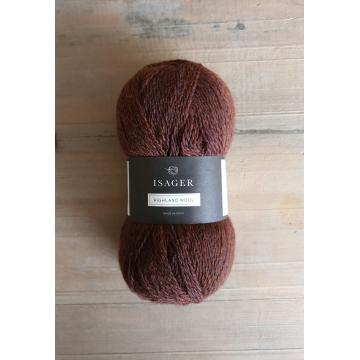Isager Highland Wool: Soil