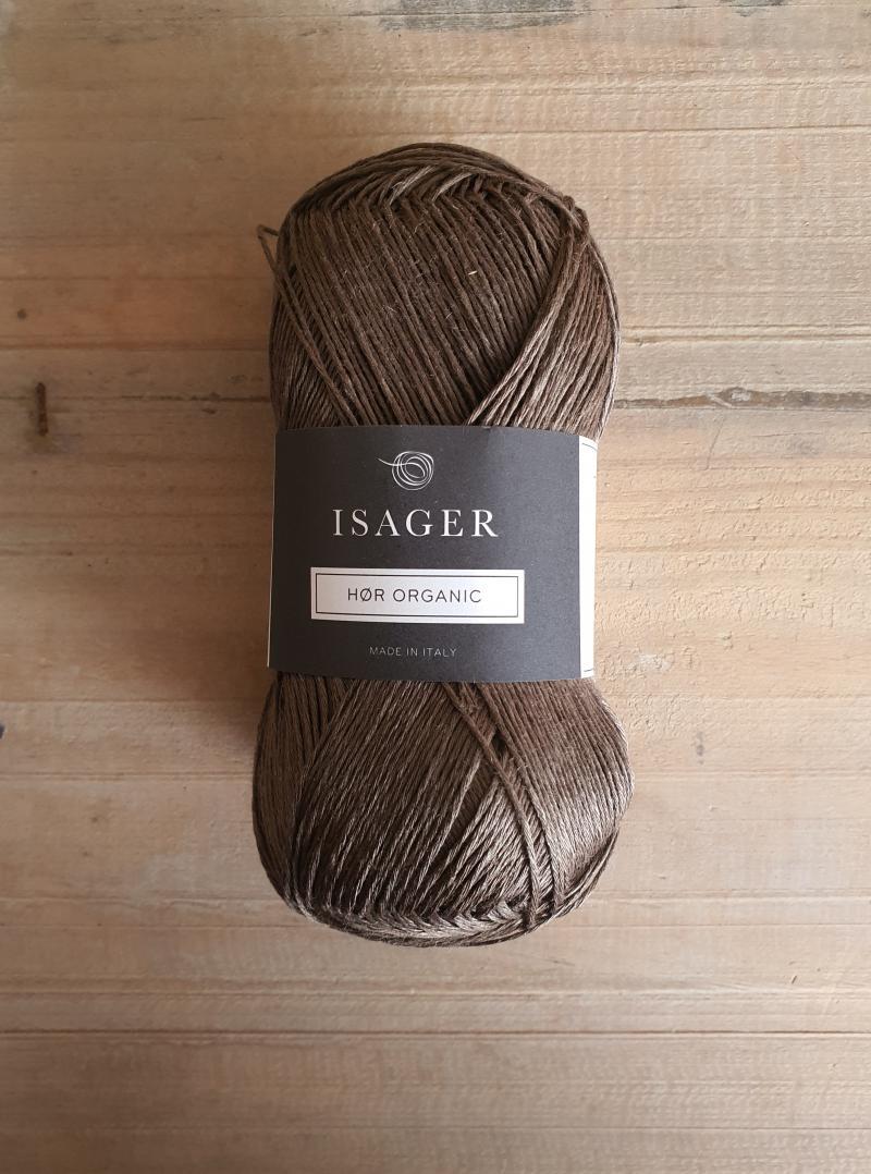 Isager Hør Organic: Khaki