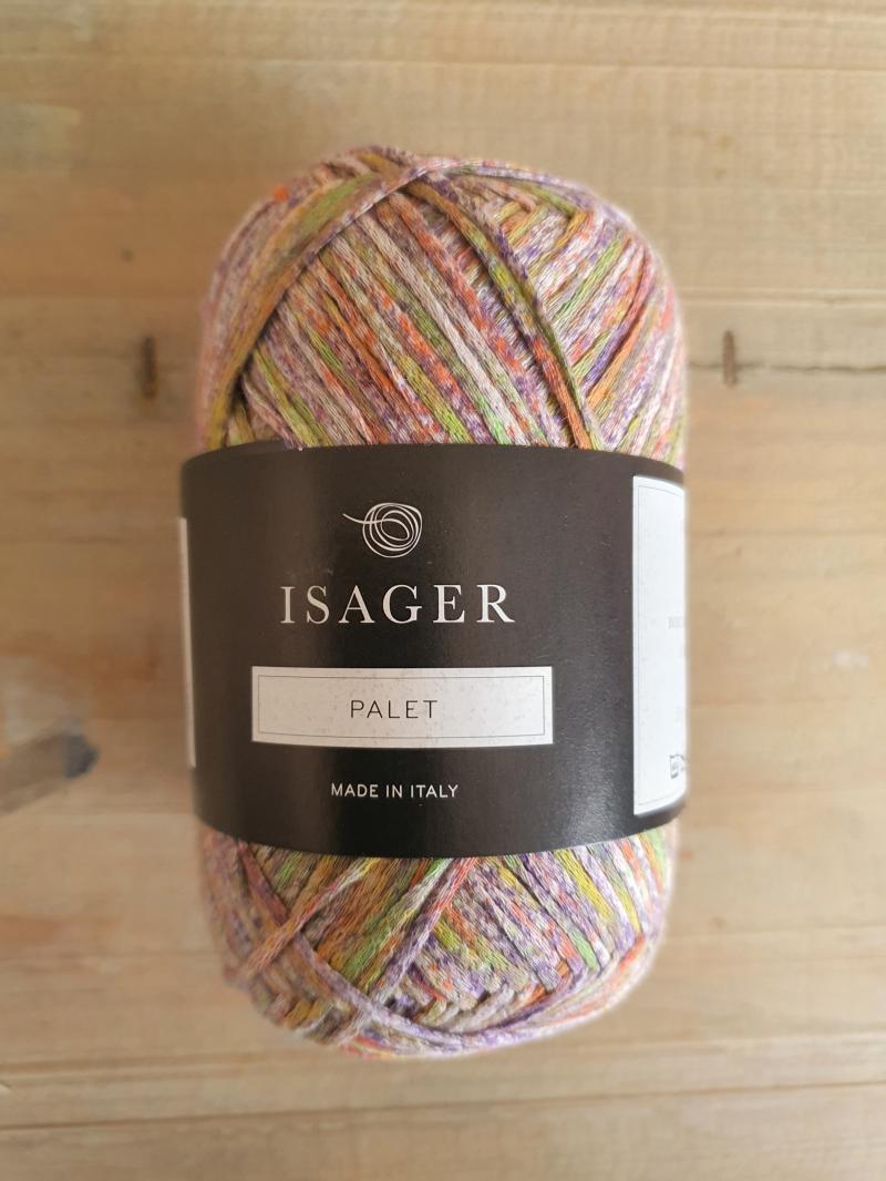 Isager Palet: Autumn