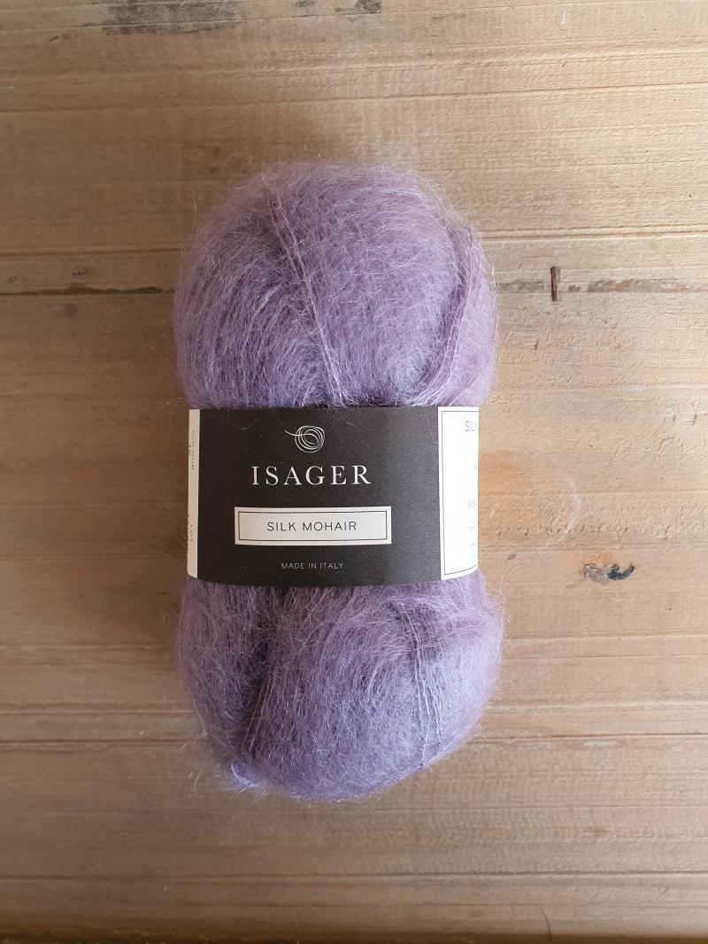 Isager Silk Mohair: 12