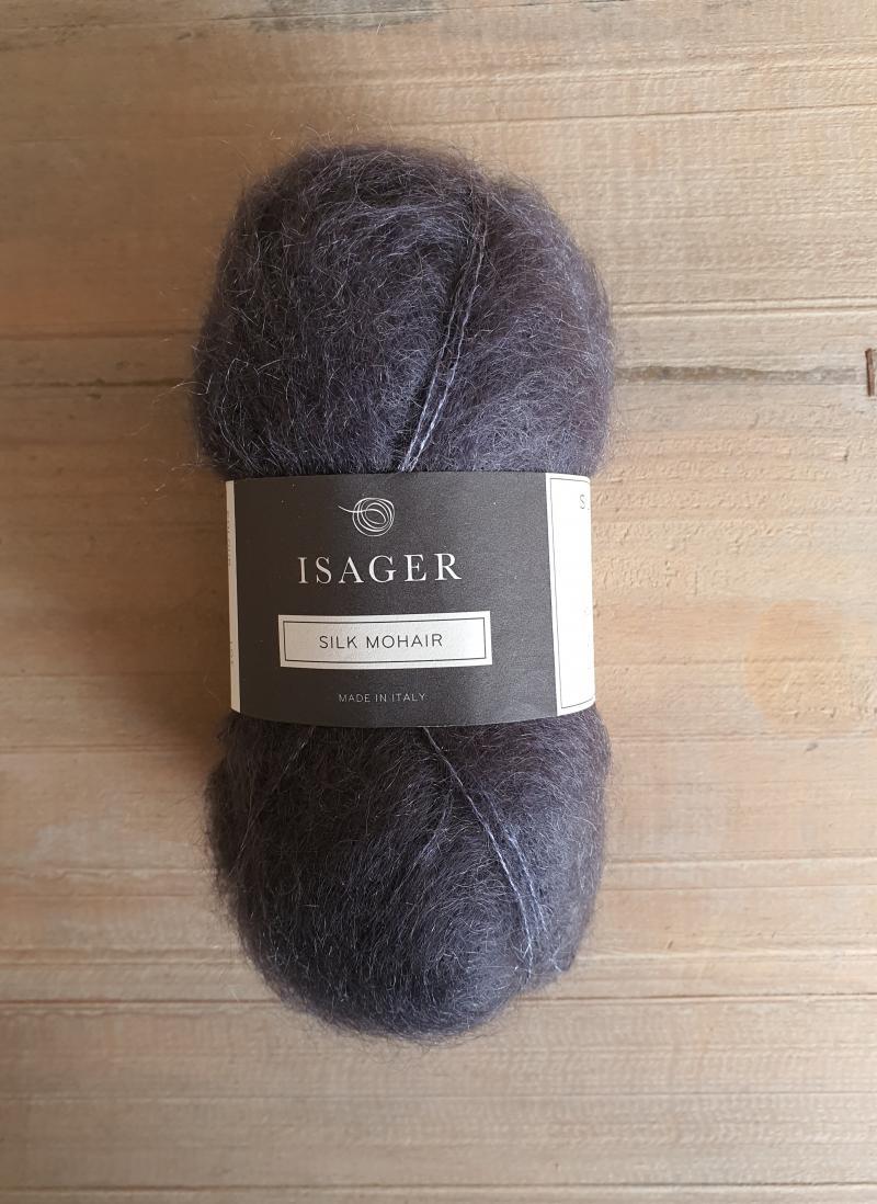 Isager Silk Mohair: 47