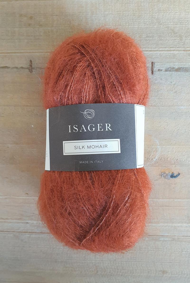 Isager Silk Mohair: 33