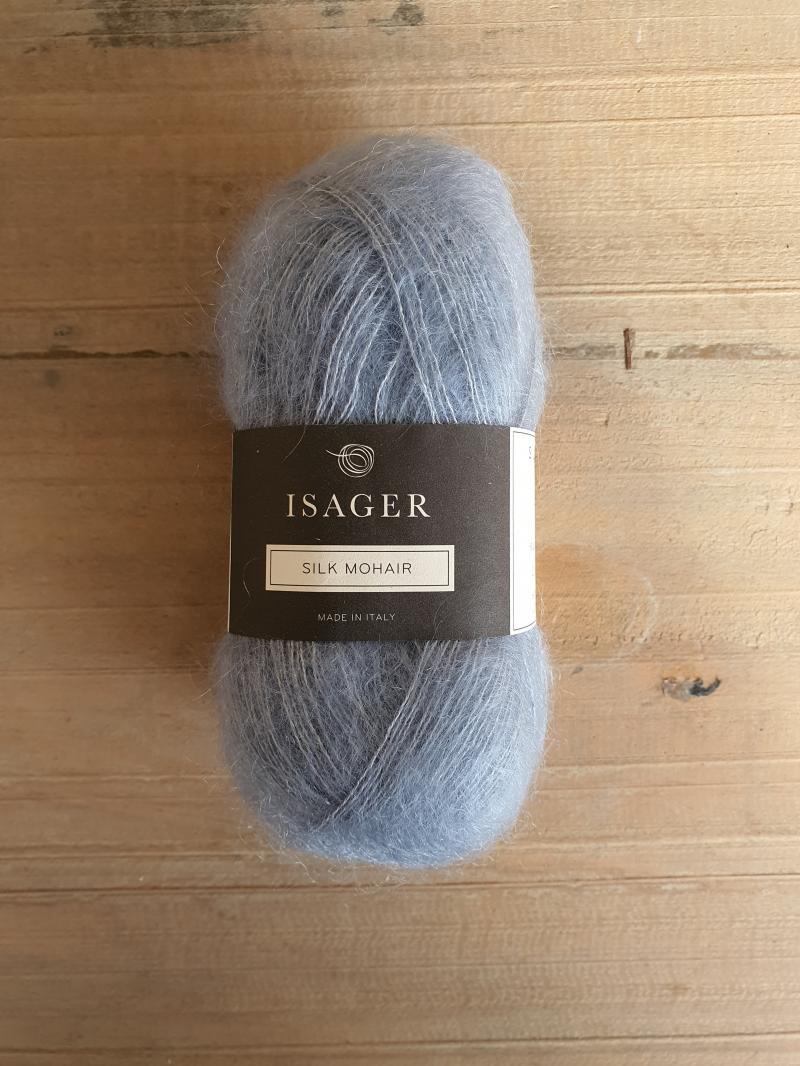 Isager Silk Mohair: 41