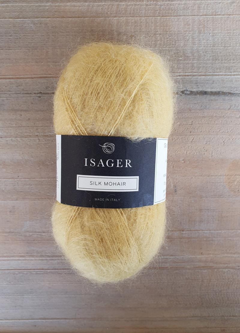 Isager Silk Mohair: 59