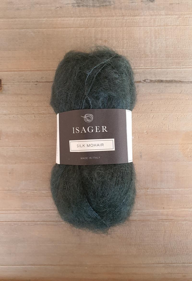 Isager Silk Mohair: 37