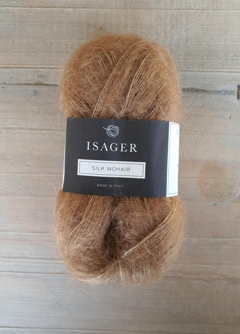 Isager Silk Mohair: 63