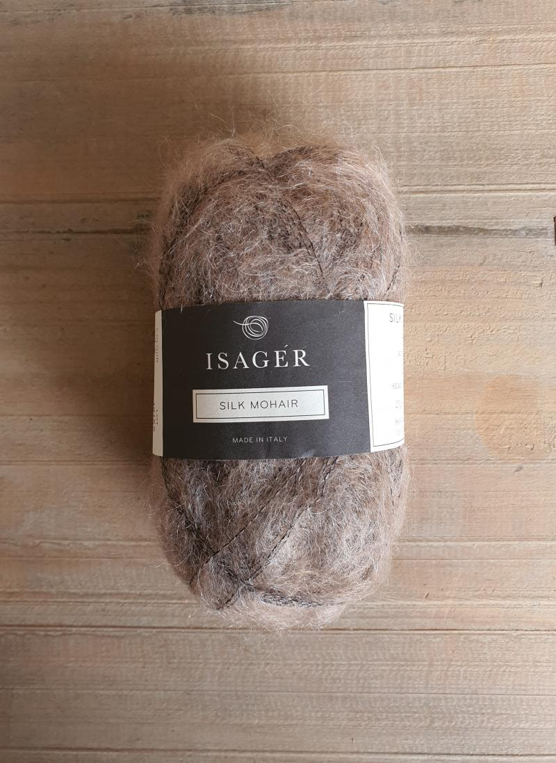 Isager Silk Mohair: 7s