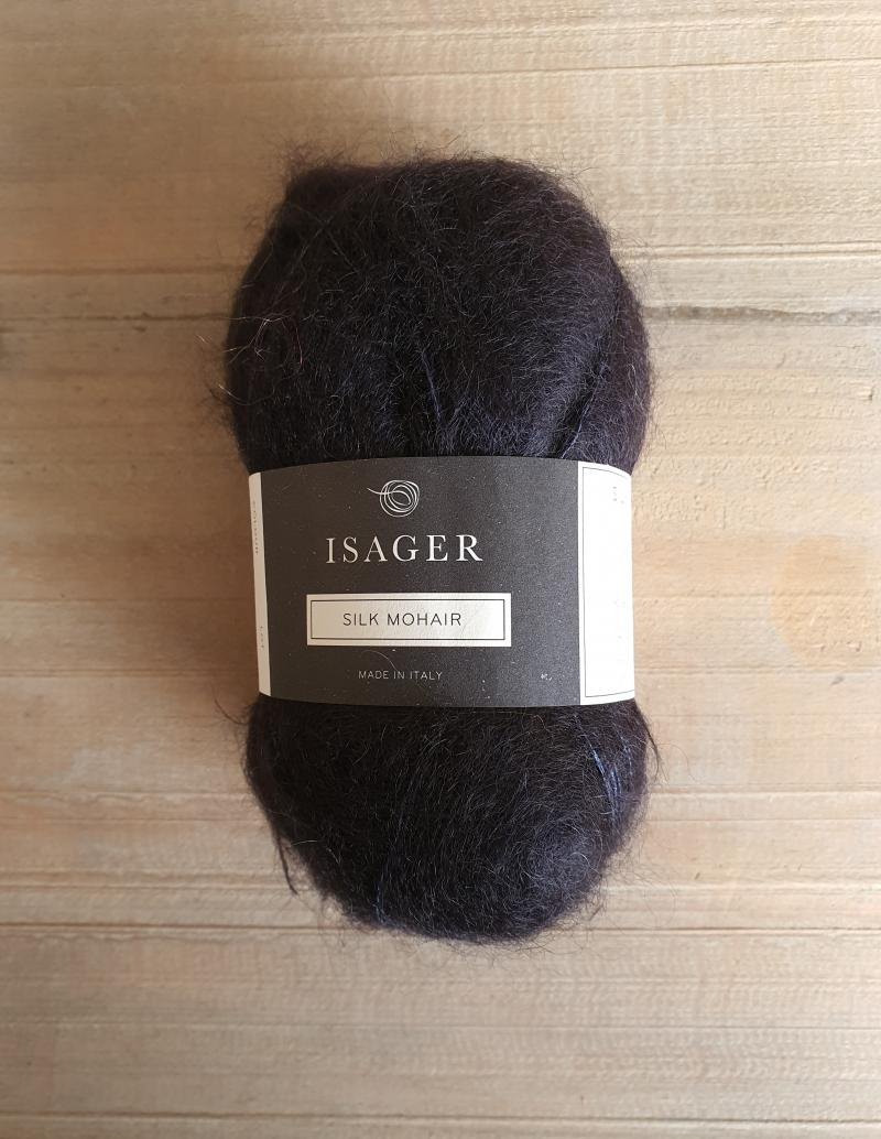 Isager Silk Mohair: 30