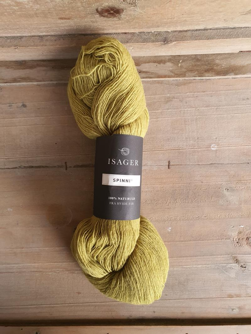 Isager Spinni: 40