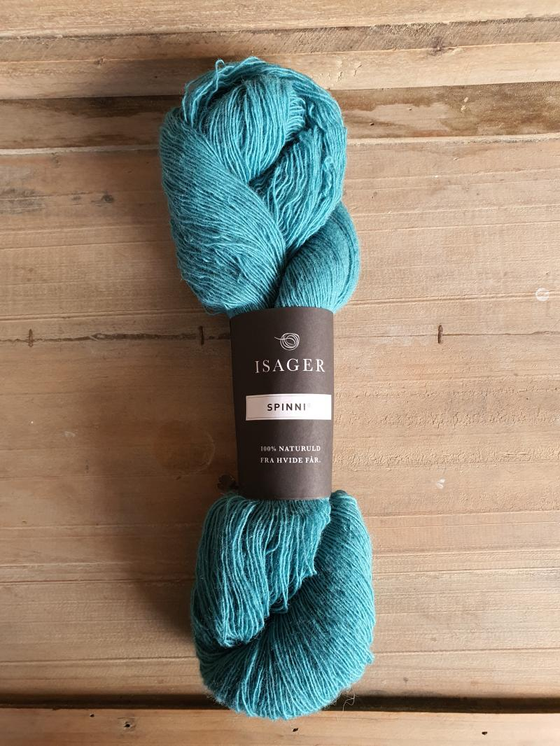 Isager Spinni: 46
