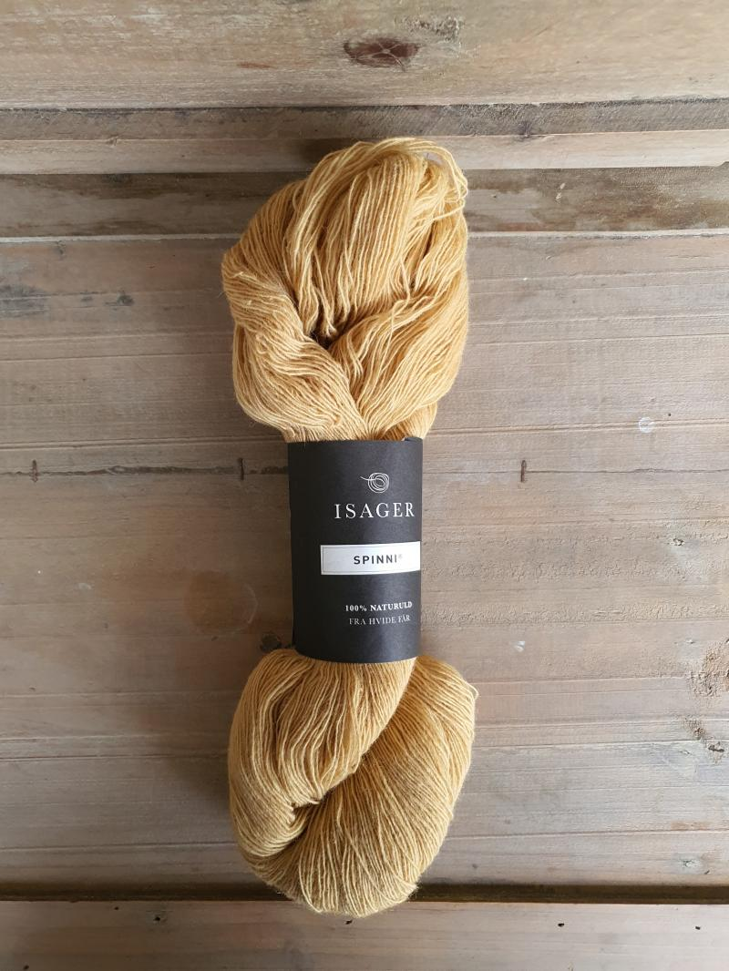 Isager Spinni: 59