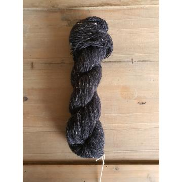 Isager Tweed: Charcoal
