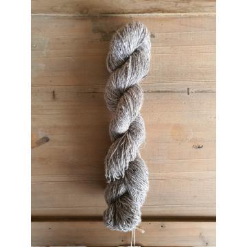 Isager Tweed: Winter Grey