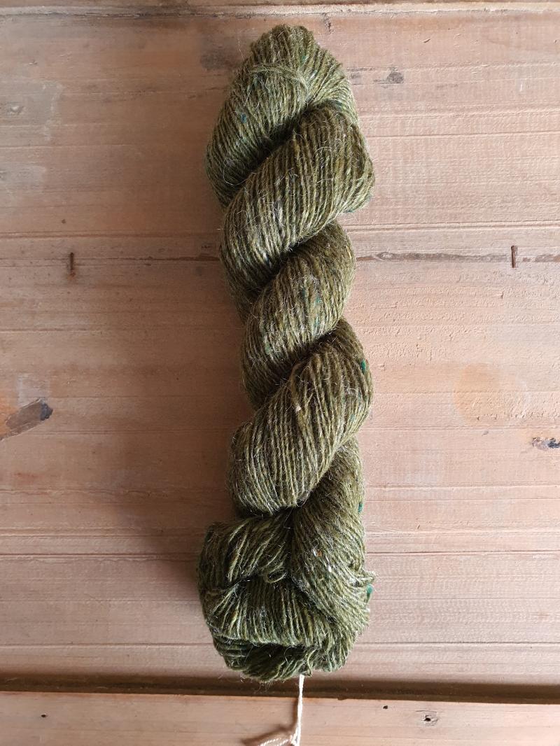 Isager Tweed: Moss