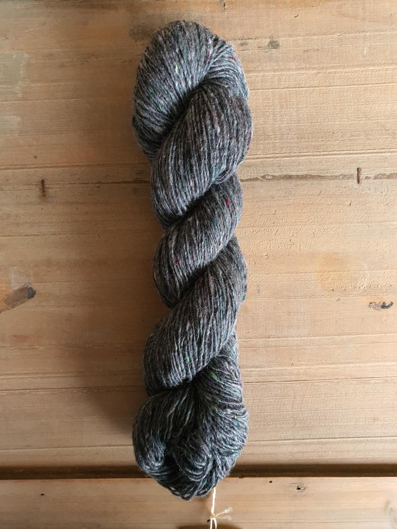 Isager Tweed: Thunder
