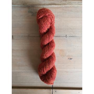 Isager Tweed: Paprika