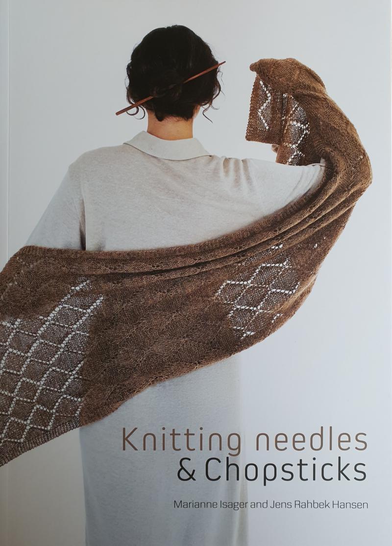 Knitting Needles & Chopsticks, engl. Ausgabe + dtsch Übersetzung