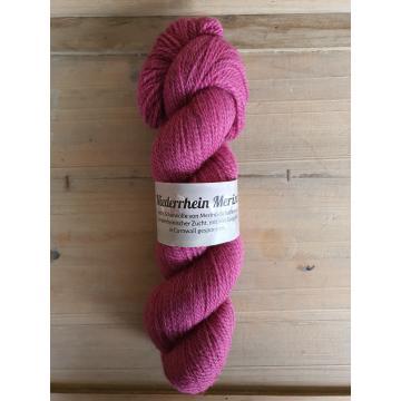 Niederrhein Merino: Deep Pink