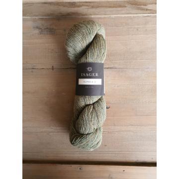 Isager Alpaca 2: Thyme (melange)