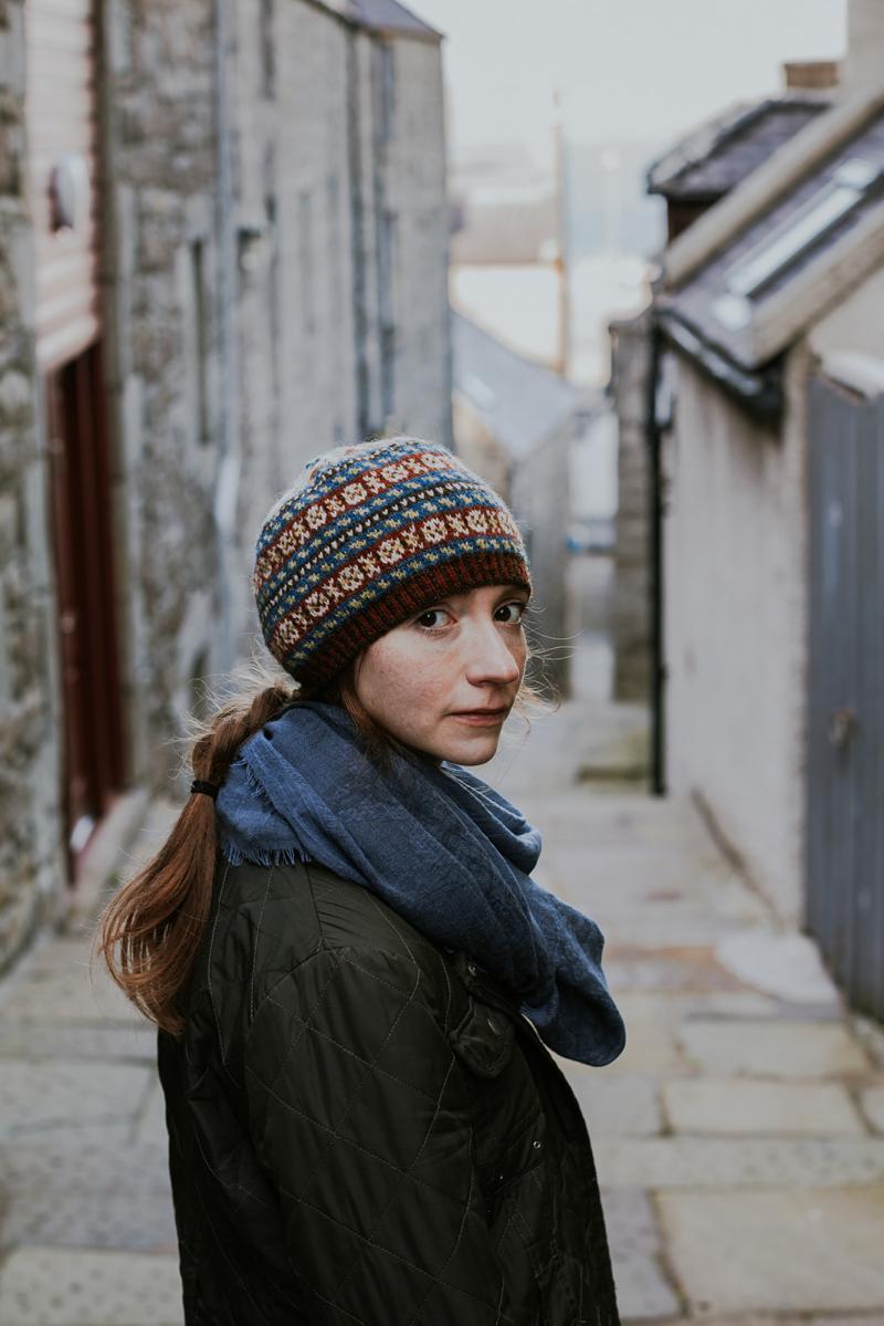 Shetland Wool Adventures Journal - 1
