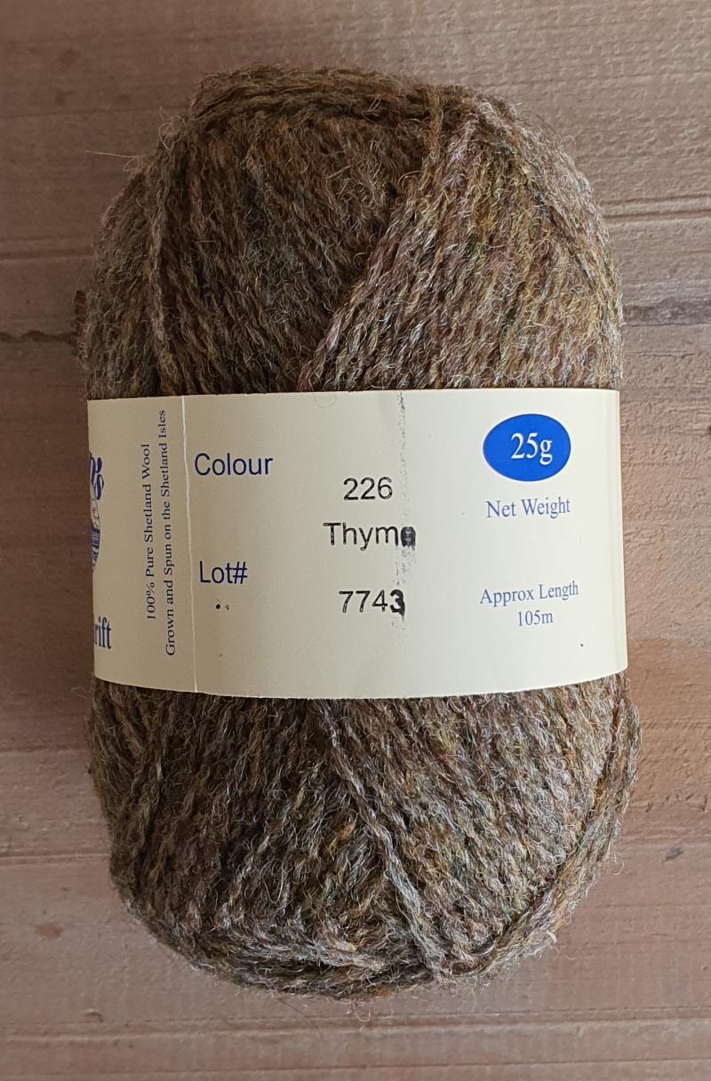 Spindrift: 226 Thyme