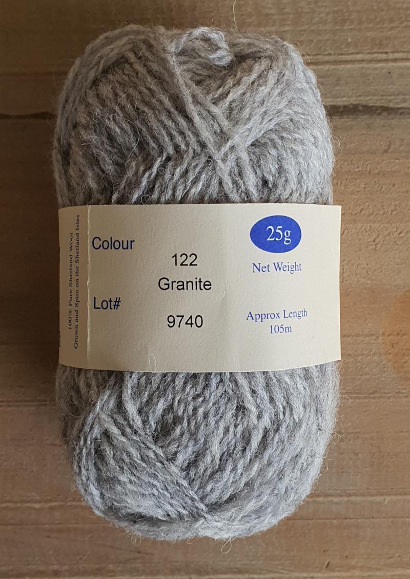 Spindrift: 122 Granite
