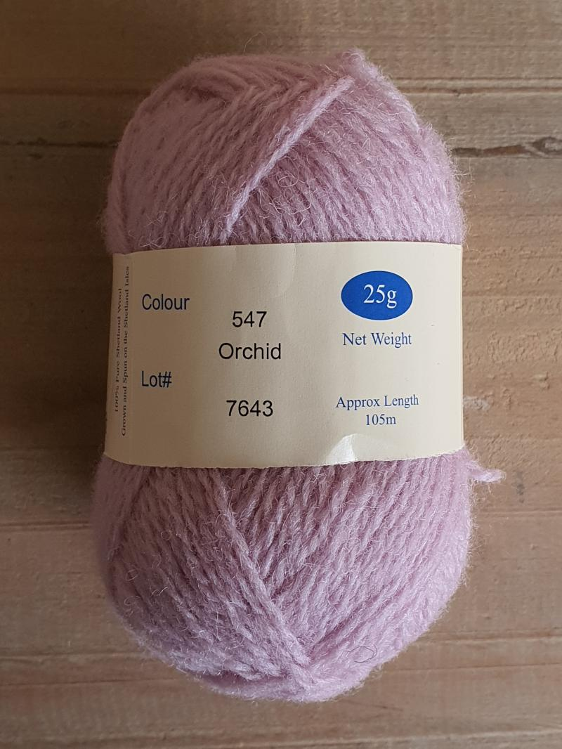 Spindrift: 547 Orchid