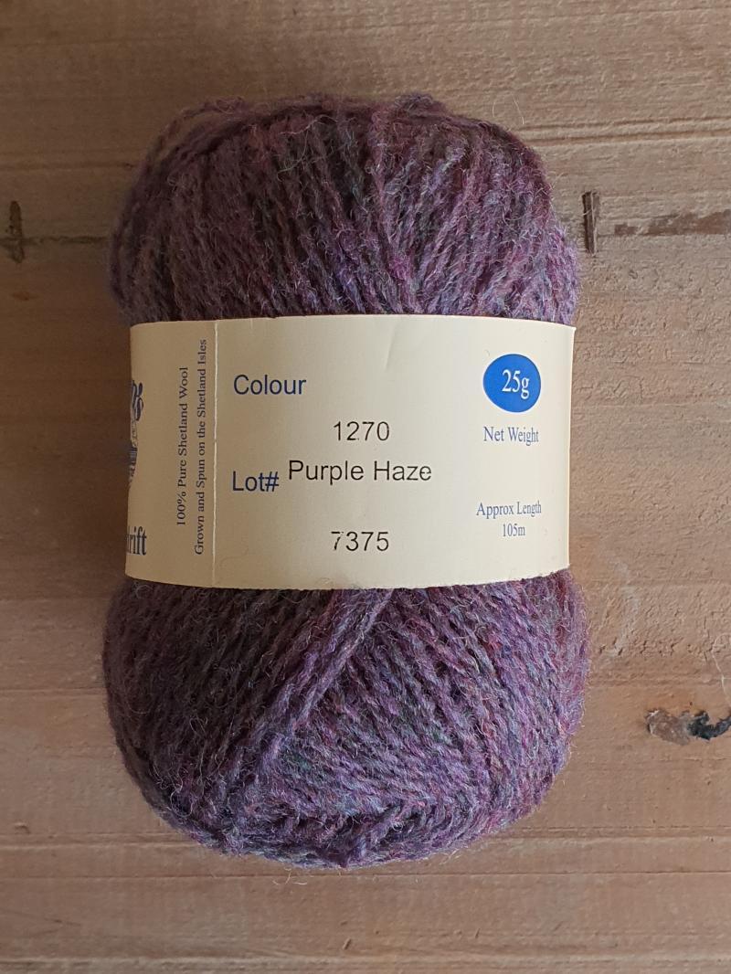 Spindrift: 1270 Purple Haze