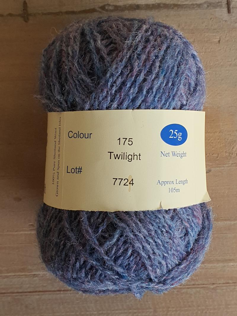 Spindrift: 175 Twighlight