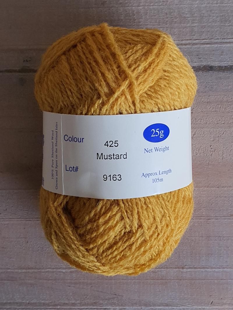 Spindrift: 425 Mustard