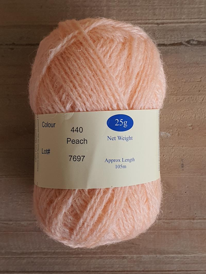 Spindrift: 440 Peach