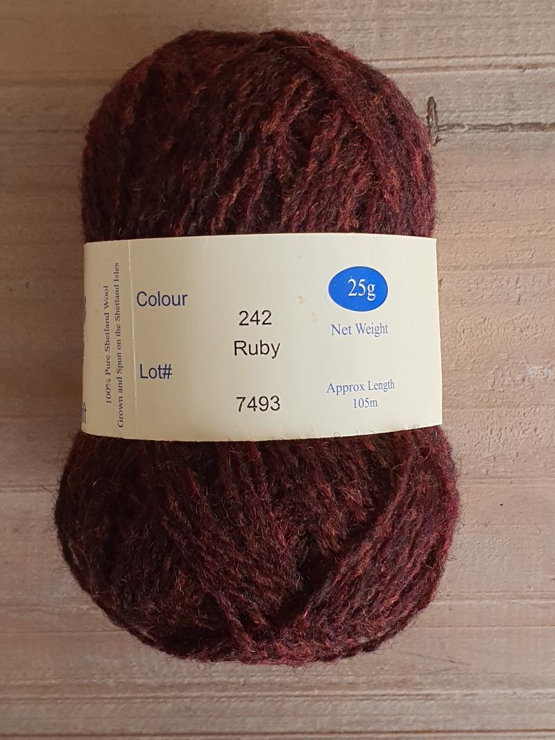 Spindrift: 242 Ruby
