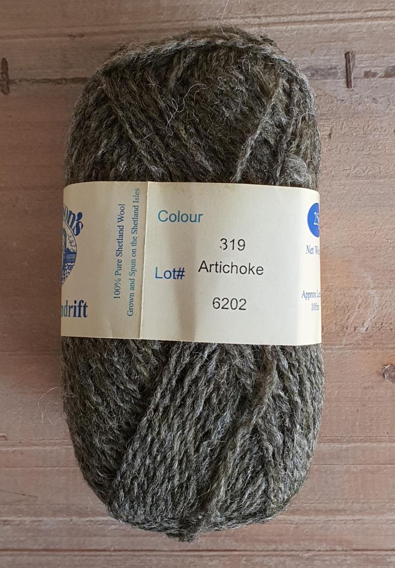 Spindrift: 319 Artichoke