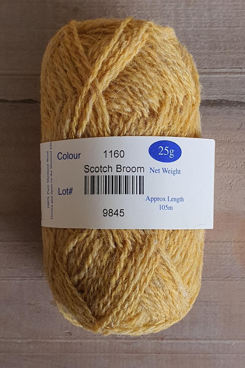 Spindrift: 1160 Scotch Broom