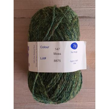 Spindrift: 147 Moss