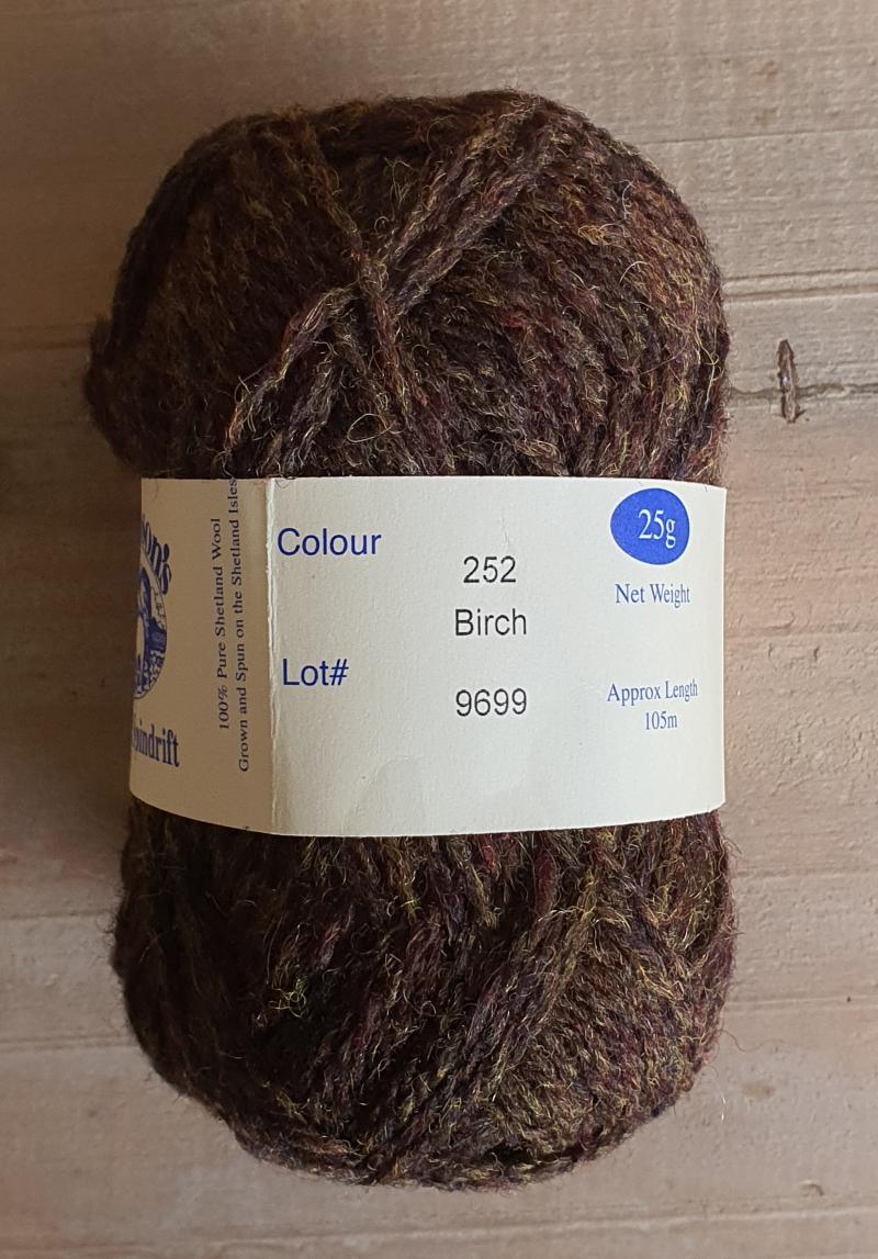 Spindrift: 252 Birch