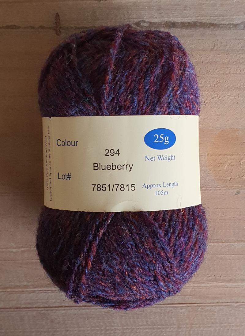 Spindrift: 294 Blueberry