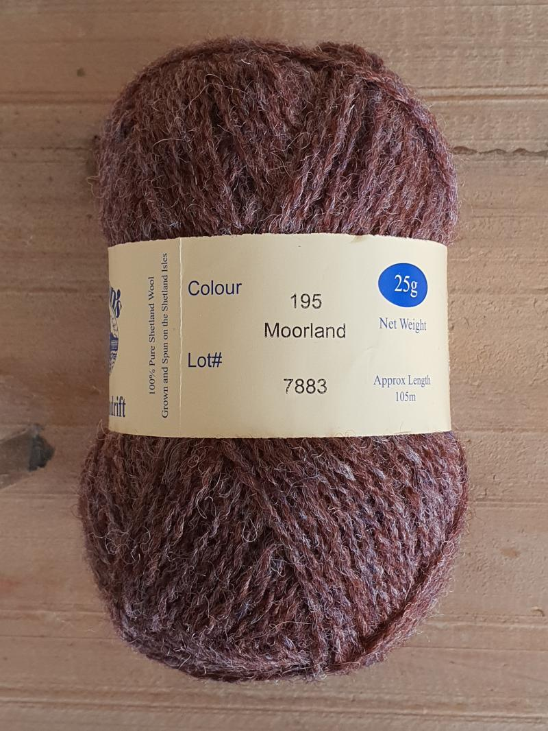 Spindrift: 195 Moorland