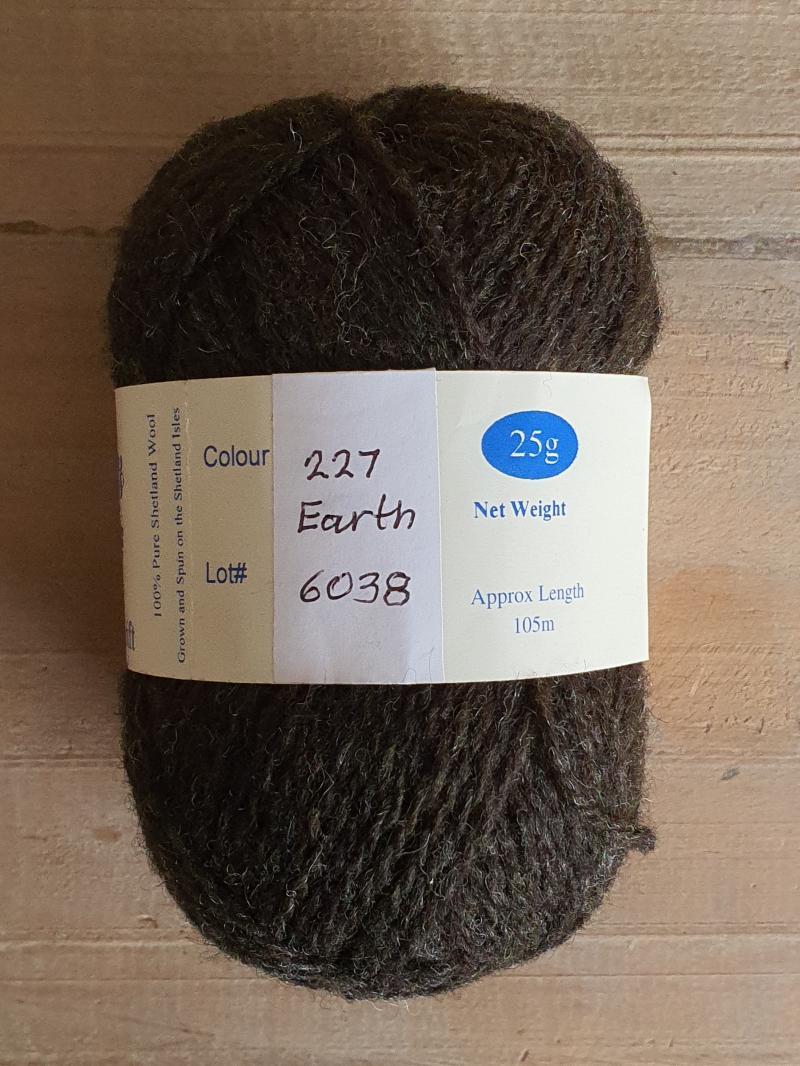 Spindrift: 227 Earth